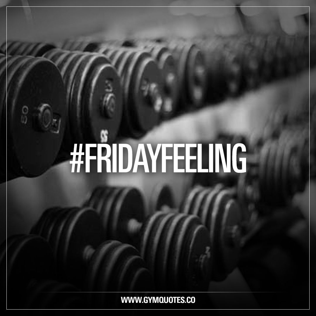 Fitness Friday: At the Gym
