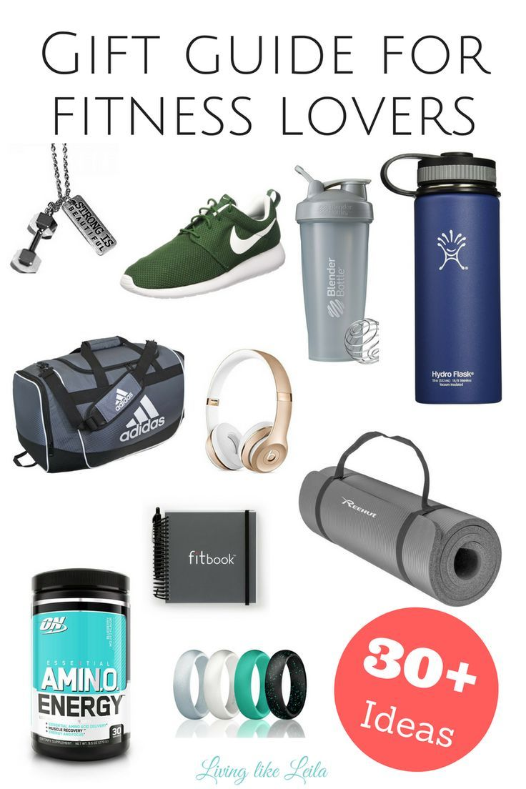 Fitness Holiday Gifts