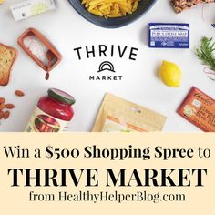 Healthy During the Holiday's + Giveaway